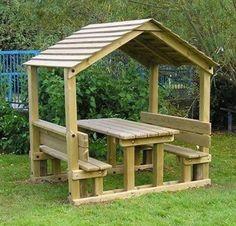 Gazebo Plan/PDF PLAN/Pavilion Plan/Covered Picnic table Plan/shelter plan/picnic table plan/grill Table plan/porch table plan/pdf plan/pdf - All For Garden