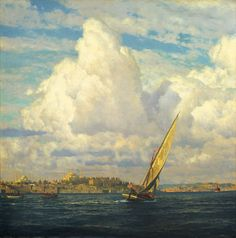 Famous Italian painters back in İstanbul after a century - Google'da Ara