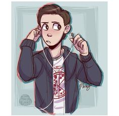 Peter Parker.;)