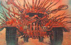 『マッドマックス 怒りのデス・ロード』狂気のコンセプト・アート7.jpg