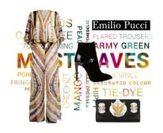 """Emilio Pucci"" by surfernurd ❤ liked on Polyvore featuring moda ve Emilio Pucci"