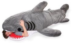 Shark Sleeping Bag @Ashley Rembulat