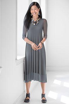 Milano Dress - Plus