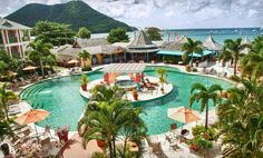 Groupon - 4-, 5-, or 6-Night Stay with Daily Breakfast at Bay Gardens Beach Resort & Spa in Saint Lucia. Groupon deal price: $499.00