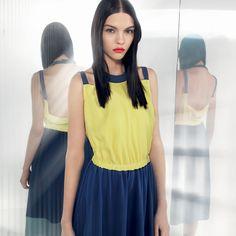 Fornarina ss15 ADV campaign #Fornarina #myFornarina #FashionPhotography #Landbrokeday #FornarinaDress #FornarinaSS15