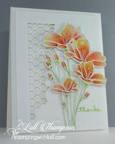Watercoloured Bouquet