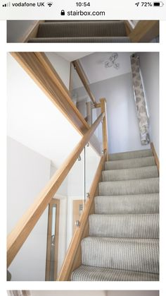 Staircases, Stairs, Windows, Home Decor, Stairway, Decoration Home, Room Decor, Stairways, Stairways