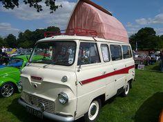 1963 Ford Thames Camper Van by Trigger's Retro Road Tests!, via Flickr