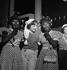 Nêgas Malucas - Carnaval 1960