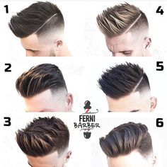 """Páči sa mi to: 2,326, komentáre: 20 – BARBER POST (@thebarberpost) na Instagrame: """" NEED A STYLE LIKE THIS BY @FERNI_BARBER ? Download @TheBarberPost APP . And find a barber…"""""""