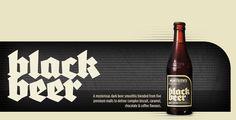 Monteiths black beer