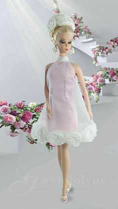 Valentine Blush Barbie | In a Barbie World