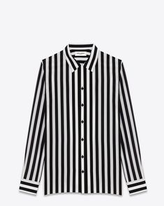 54b6cecd383d16 This Saint Laurent long sleeve button up shirt and just any long sleeve  button up shirt are modern day pourpoints.
