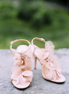 stiletto, flowers, floral, accessories, silk, blush, ice pink, romantic , women shoes, sparkly, lace, Summer, glamorous , abiti, blushing, bride, bundle, dresses, fashion, grey, peach, peachy, pink, shoes, wedding, Pocntico Hills, New York