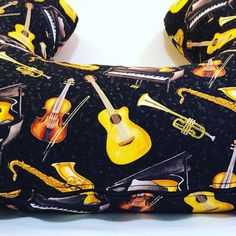 Excited to share the latest addition to my #etsy shop: Music Instruments Boppy Cover, Nursing Pillow Cover, Breastfeeding, Robert Kaufman, Piano, Cello, Guitar, Trumpet, Saxophone #baby #instrument #boppy #breastfeeding Saxophone Music, Cello, Nursing Pillow Cover, Pillow Covers, Baby Shower Gifts, Baby Gifts, Etsy Co, Baby Doll Nursery, Boppy Cover