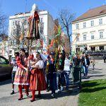 V Plzni se chystá tradiční Vítání jara a vynášení Morany