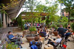 Outdoor Cafe Seating Beer Garden Ideas For 2019 Outdoor Restaurant Patio, Restaurant Seating, Outdoor Cafe, Outdoor Seating, Restaurant Design, Outdoor Dining, Outdoor Lounge, Cafe Restaurant, Plaza Design
