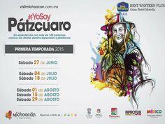 EL MEJOR HOTEL DE MORELIA. El festival Yo Soy Pátzcuaro, es un evento lleno de pirotecnia, danza, luz y mucho color. En Best Western Plus Morelia, le invitamos a hacer su reservación con nosotros y a gozar de este gran evento en sus últimas fechas.