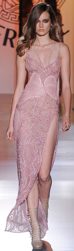 Versace Couture Runway Fall 2012