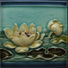 West Side Art Tiles has an Amazing collection of Art Nouveau tiles!! >>> http://www.westsidearttiles.com/ArtNouveau_tiles.htm