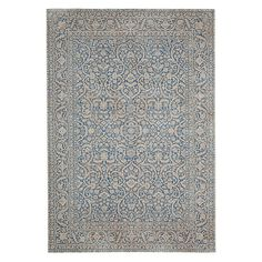 Buy John Lewis & Partners Otello Rug, Turquoise from our Rugs range at John Lewis & Partners. Free Delivery on orders over Lounge Rug, Cottage Lounge, Carpet Shops, Polyester Rugs, New Living Room, Traditional Decor, William Morris, Geometric Designs, Accent Colors