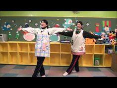 ともべ幼稚園「手遊び・歌遊びVOL.74 しゅりけん忍者」