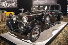 1935 Hispano-Suiza J12 Rippon Brothers Cabriolet deVille