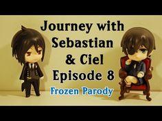 Do you want to make a pot of tea? & Let it go [Frozen parody] (Ep 8 - Jo...