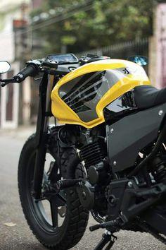 Cafe Racer Moto, Cafe Racers, Twister 250, Cbx 250, Honda Cbx, Brat Cafe, Custom Sport Bikes, Street Fighter, Ducati
