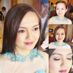 Bridal entourage for @sweetvinelda's wedding. #MakeupByAimeeG #BridalMakeup #Bridalparty #WeddingsPh #Bridesmaid  #makeupartistph #makeupartist #hmua #hmuaph #mua #muaph #makeup #hairstylist #hair #beauty #fashion #glam For bookings: 091789-AIMEE (24633) | VIBER09473370558 by makeupbyaimeeg