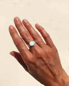 Lifou 'Around you' silver ring with white opal 🐬💕 White Opal, Silver Rings, Jewelry, Jewlery, Bijoux, Jewerly, Jewelery, Jewels, Accessories
