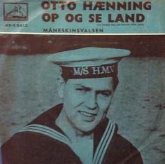 Op og se land - Otto Hænning. Dansk Melodi Grand 1960