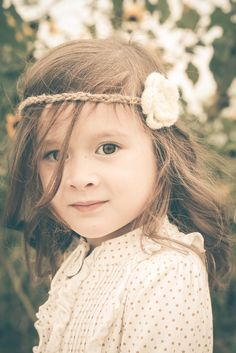 beautiful & dreamy // little girl photography