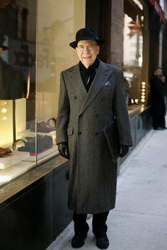 Old Man Style….UES, Manhattan « The Sartorialist