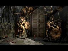 【頭上に◯=死亡フラグ】『GOD OF WAR 3』プレイ動画_009 - YouTube