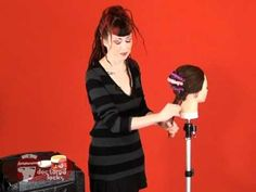 How to Wax and Palm Roll Human Hair Dreadlocks - DoctoredLocks.com