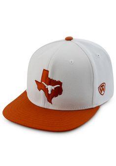 Top of the World Texas Longhorns Statesman-Slam 1Fit NA Flex Hat http://www.rallyhouse.com/shop/texas-longhorns-top-of-the-world-14400224?utm_source=pinterest&utm_medium=social&utm_campaign=Pinterest-TexasLonghorns $29.99