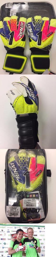 Gloves 57277: New Rinat Asimetrik 2.0 Pro Goalie Soccer Glove Size 7, ***Free T-Shirt*** -> BUY IT NOW ONLY: $64 on eBay!