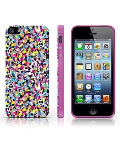 Take a look at this Neon Splatter Case for iPhone 5 by Yak Pak on #zulily today!