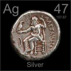 silver 47 periodic table