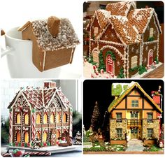 Someday I will actually make a gingerbread house instead of just talking about how much I want to do it