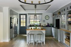 A Grade II Listed Regency House That is Now a Stunning Family Home