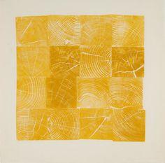 Brian Nash Gill - Woodcut, Cant I. 2011