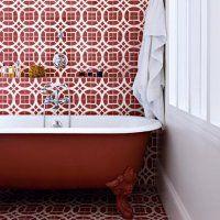 décoration de salles de bains en couleur - Marie Claire Maison