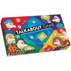 The Talkabout Game - Developing Self Esteem, Social and Friendship Skills