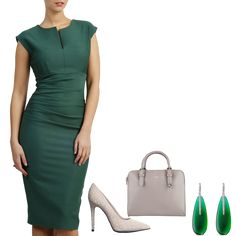 402468f1afae50 Diva Catwalk Fitrovia Chrome Green 4655