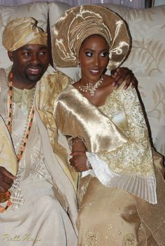 Funke Fowler Abi Kuku Traditional Wedding 2 - October 2011 - BellaNaija 153