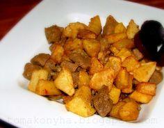 A brassói az egyik kedvencem a magyar konyha ételei közül. Jó fokhagymásan ( szerintem egy étel soha nem lehet túl fokhagymás ), fino...