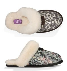 Chaussons UGG Scuffette liberty Ugg Australia, Uggs, Liberty, Slippers, Shoes, Political Freedom, Zapatos, Shoes Outlet, Freedom