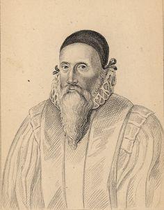 John Dee, 16th century astrologer, mathematician, alchemist, magician.